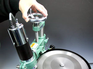 丸刃研磨機